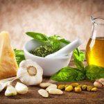 How to Make a Vegan Basil Pesto Sauce