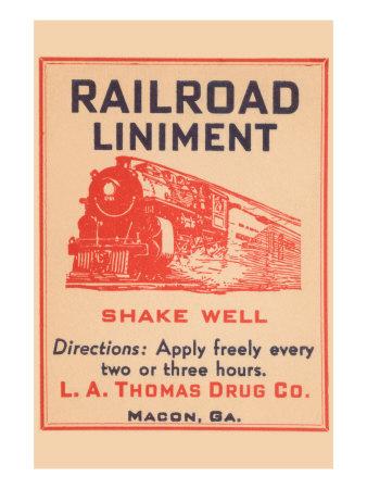 Railroad Liniment