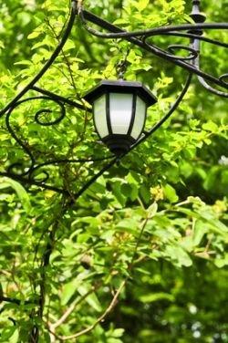 Hanging Pendant Light for Garden Arbor