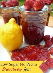 Strawberry Jam Recipe Without Pectin