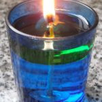 How to Make Oil Candles at Home – for Hanukkah and Other Occasions