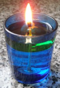 Oil Candles Are Easy to Make