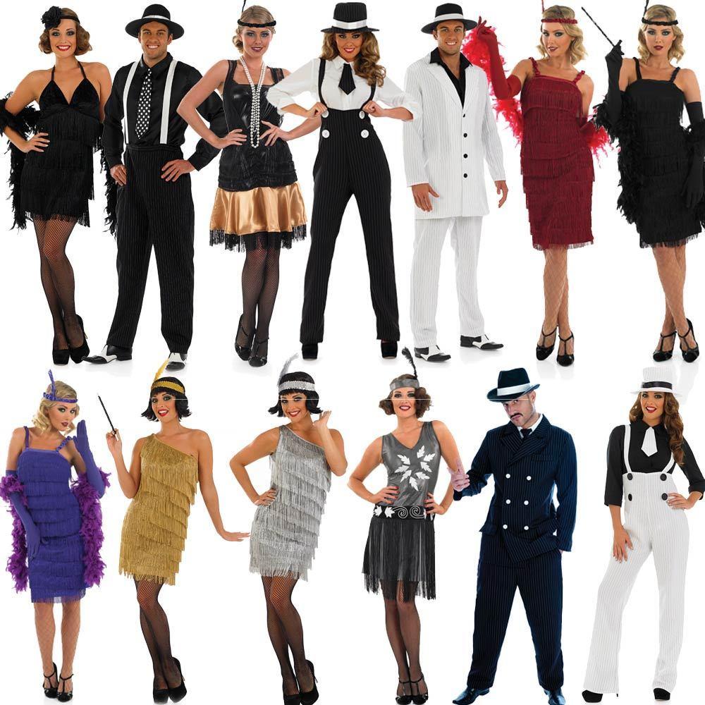 Best 1920s Costumes