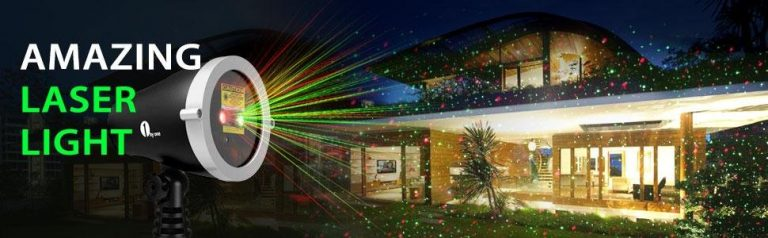 20 Best Christmas Light Projectors of 2021-Reviews & Guide