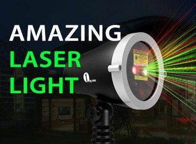 20 Best Christmas Light Projectors Reviews April 2018