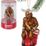 Krampus Christmas Ornament 2018