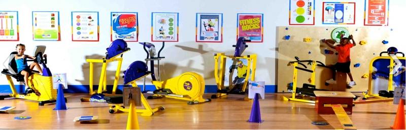 Kids Fitness Equipment