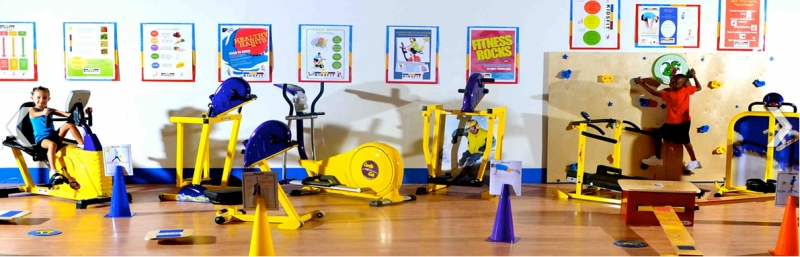 Kids Fitness Equipment