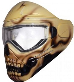 Paintball Masks That Rock
