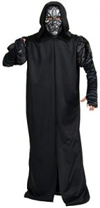 Rubie's Costume Co Men's Harry Potter Deathly Hollows Death Eater Adult Costume