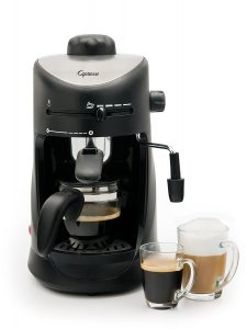 Capresso 303.01 4-Cup Espresso and Cappuccino Machine