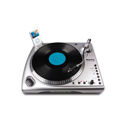 Numark TTi USB Turntable with Pitch Control & Universal Dock