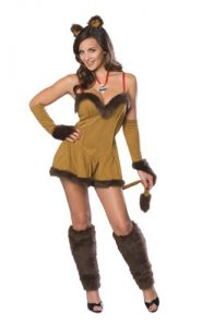 Wizard Of Oz Cowardly Lioness Costume