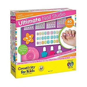 Girls Ultimate Nail Polish Set and Nail Art Kits!
