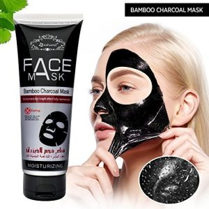 Deep cleansing black face peel off mask