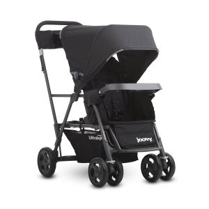 Joovy Caboose Ultralight Sit and Stand Stroller Tandem