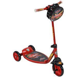 Huffy Disney Cars 3-Wheel Preschool Scooter
