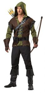 California Costumes Robin Hood Adult Costume
