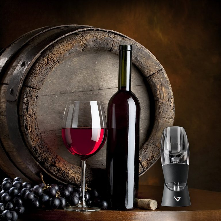 6 Best Wine Aerator Reviews-Buyer Guide 2021
