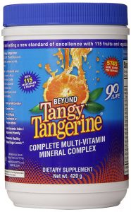 Beyond Tangy Tangerine Reviews
