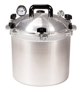 All American 921 21-1/2-Quart Pressure Cooker/Canner Review