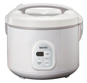 Aroma ARC-838TC 8-Cup Digital Rice Cooker and Food Steamer Review