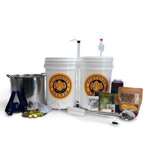 Beer Brewmaster's Select Home Beer-Making Kit