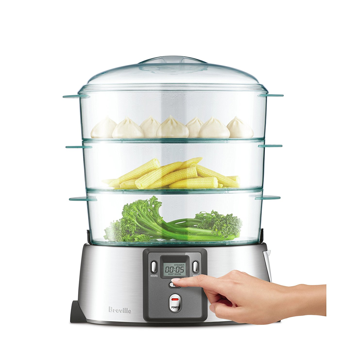 Breville BFS600XL HealthSmart Food Steamer Review