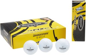 Bridgestone xFIXx Golf Ball Review