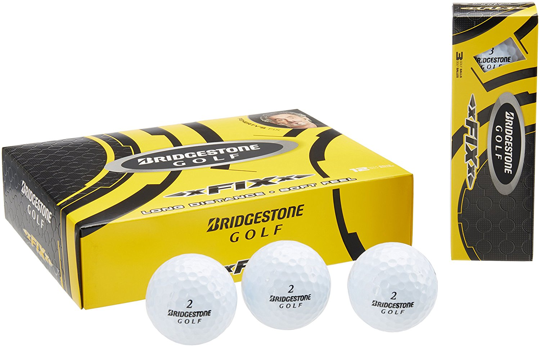 Bridgestone xFIXx Golf Ball Review