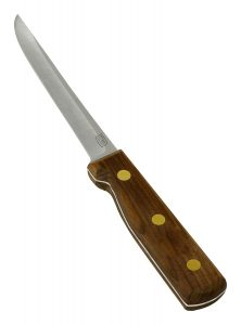 Chicago Cutlery Walnut Tradition 5-Inch Boning/Utility Knife