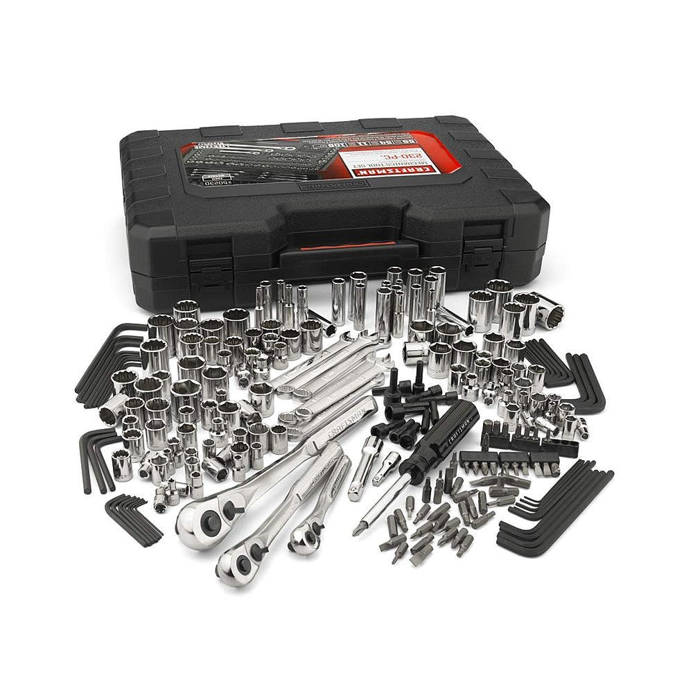 Craftsman Mechanics Tools Set Reviews