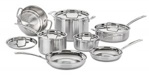 The Best Stainless Steel Pots and Pans Set You Can Buy!
