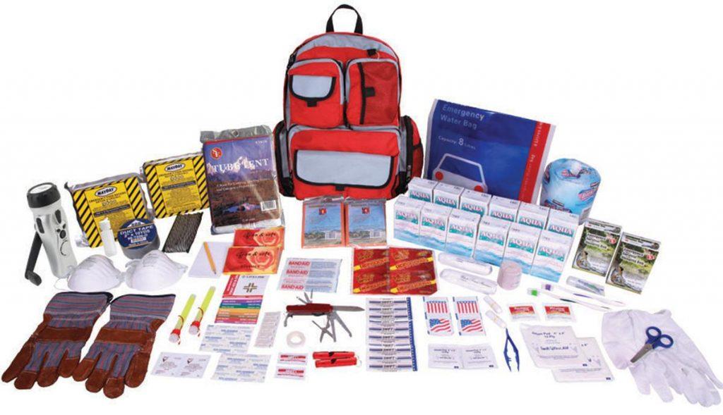 Emergency survival kits list