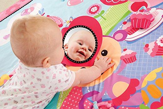 Fisher-Price Jumbo Play Mat, Pink