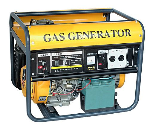 Gas powered generators at lowes