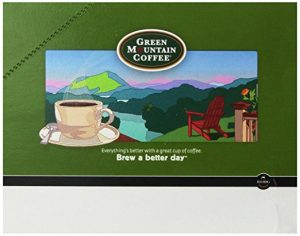 Green Mountain Coffee Fair Trade Colombian Select, K-Cup Portion Pack for Keurig K-Cup Brewers, 24-Count