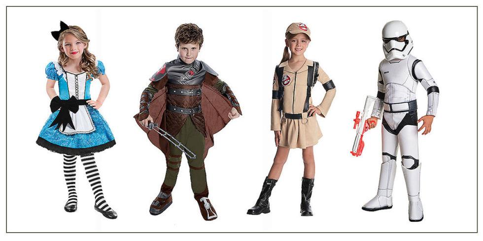 Halloween Costumes of 2017