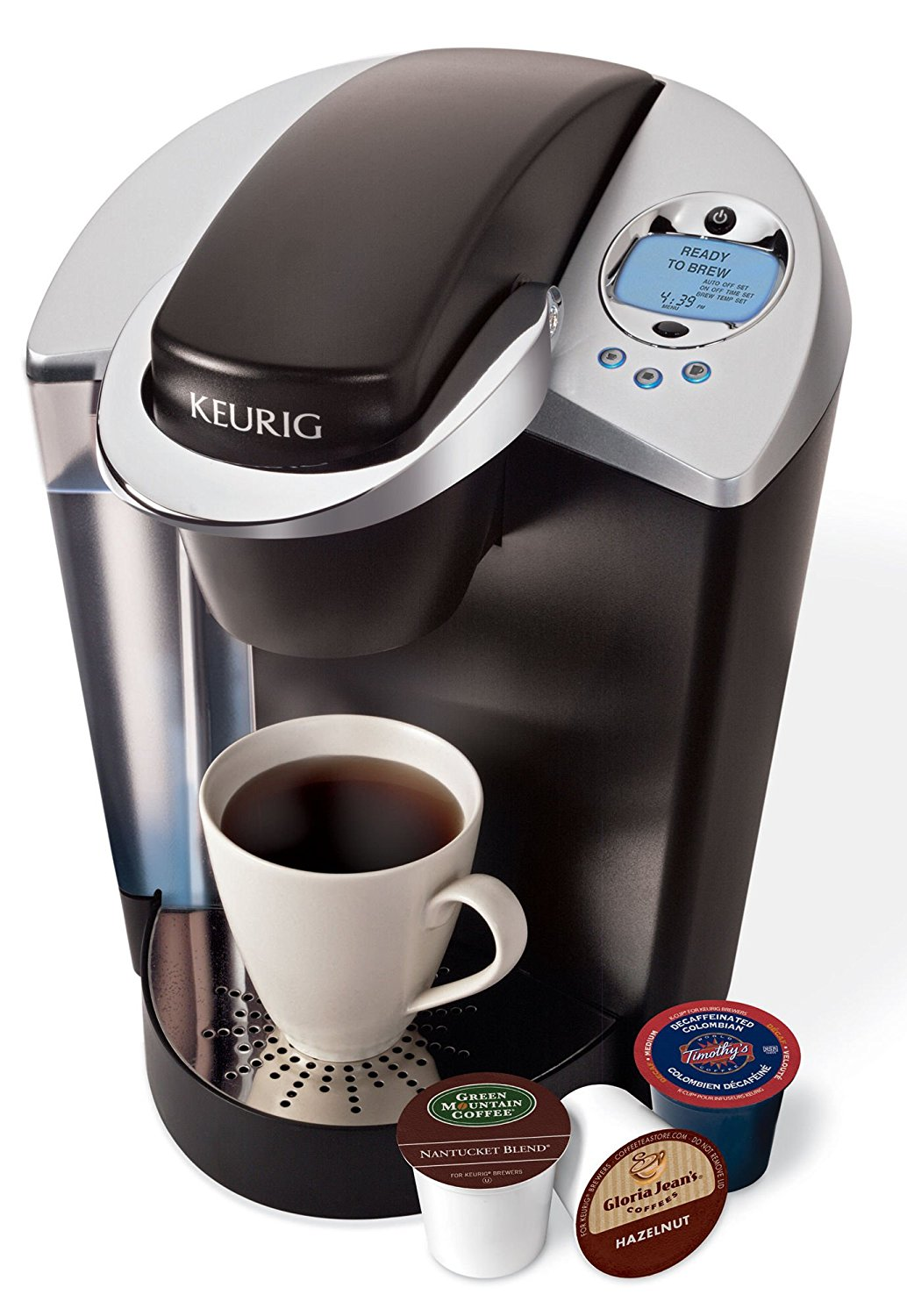 Keurig K60/K65 Special Edition & Signature Brewers, Single-Cup Brewing System, 60 Ounce, Brown