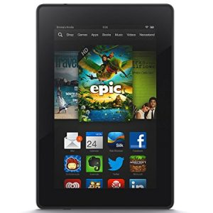 Kindle Fire HD 7″, HD Display, Wi-Fi, 16 GB