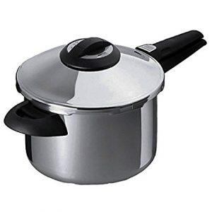 Kuhn Rikon 3916 Duromatic 5-Quart Top Pressure Cooker Review