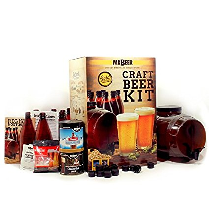 Best Homemade Beer Making Kits Reviews -Buyer Guide 2021
