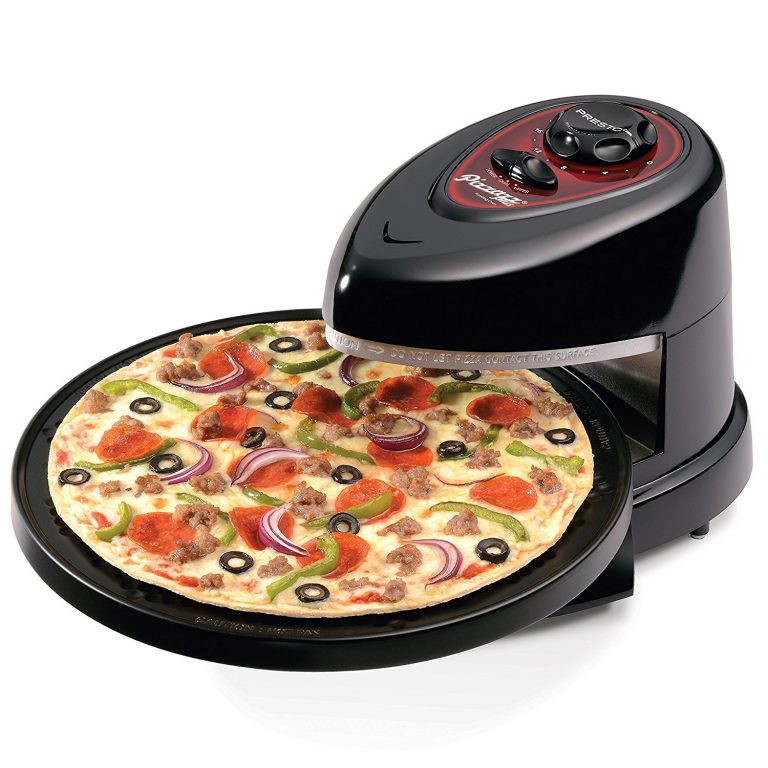 10 Best Homemade Pizza Cookers Reviews – Homemade Pizza Makers