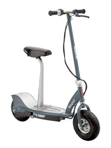 Bigger kids Razor E300S Seated Electric Scooter