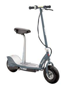 Bigger kids Razor E300S Seated Electric Scooter