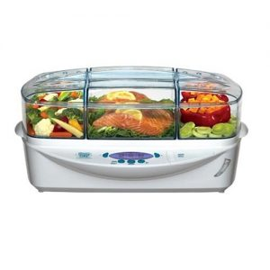 Richard Simmons EST7 Steam-Heat Electronic Food Steamer Review