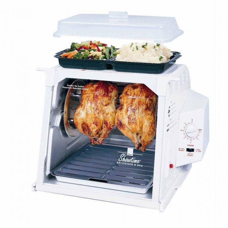 5 Best Ronco Showtime Rotisserie Oven Reviews-(Updated Apr, 2020)