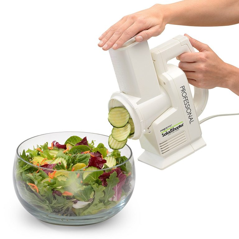 10 Best Salad Shooter Electric Slicer Shredder Reviews-Apr, 2021