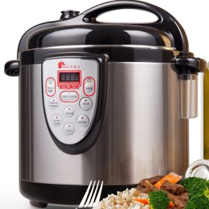 Secura 3-Tier 9-Quart Stainless Steel Electric Food Steamer Review