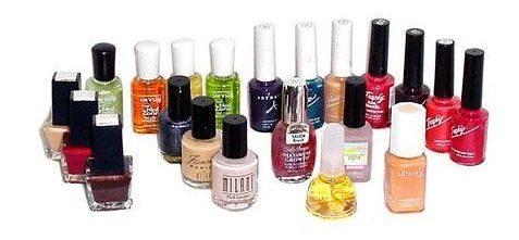 Set of Salon Quality Nail Polish Set - 20 Pcs. BCC